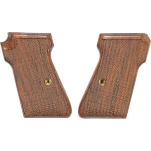 Hogue Exotic Hardwood Walther PPK/S Grip Panels Cocobolo Wood 04811