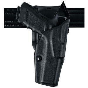 Safariland 6395 GLOCK 17, 22 with Light Duty Retention Holster, Right Hand, STX Basketweave Black 6395-832-481