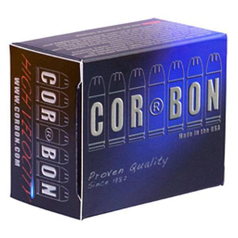 CorBon Self Defense 38 Super+P 115 Grain JHP 20 Round Box