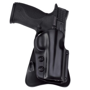 "Galco M5X Matrix 1911 5"" Paddle Holster Right Hand Thermoplastic Black M5X212"
