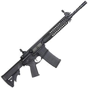 """LWRCI M6 IC-E 5.56 NATO Semi Auto Rifle, 14.7"""" Barrel, 30 Rounds, Black"""
