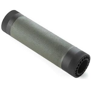 """Hogue AR-15/M16 9"""" Free Float Hand Guard With OverMolded Rubber Gripping Area 6061 Aircraft Aluminum OD Green Finish"""