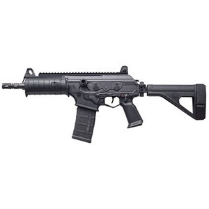 "IWI Galil Ace Semi Auto Pistol 5.56 NATO 8.3"" Barrel 30 Rounds Tritium Sights SB Tactical Side Folding Pistol Stabilizing Brace Matte Black"
