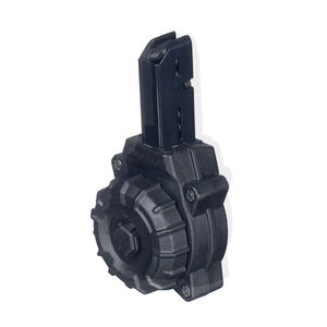 ProMag AR-15 9mm Luger Drum Magazine 30 Rounds Colt Pattern Polymer Black