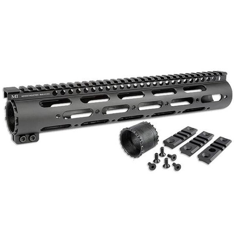"Midwest Industries SS Series Free Floating Modular Handguard 12"" DPMS .308 Winchester Rifles Black Aluminum MI-308SS12-DL"