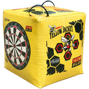 Morrell Targets Yellow Jacket YJ-450 Plus Archery Target Black/Red/Yellow