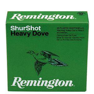 "Remington Heavy Dove 12 Ga 2.75"" #8 Lead 250 Rounds"