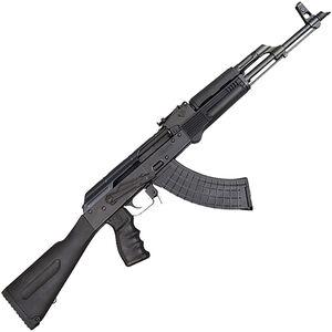 "Pioneer Arms Sporter AKM-47 7.62x39mm AK-47 Semi Auto Rifle 16.3"" Barrel 30 Rounds Polymer Furniture Black Finish"