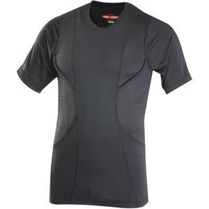 Tru-Spec 24-7 Series Concealed Holster Shirt Short Sleeve Men's Size 2X-Large Polyester/Spandex Black 1226007
