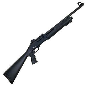 "Citadel PAX CDA-12 12 Gauge Pump Action Shotgun 20"" Barrel 3"" Chamber 3 Rounds FO Front Sight  Picatinny Rails Synthetic Pistol Grip Stock Black Finish"
