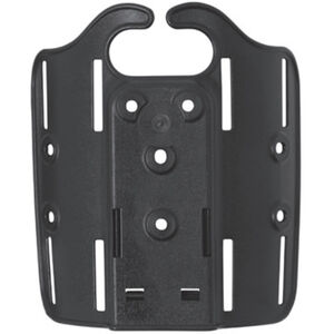 Safariland 6004-4 Thigh Plate For Double Strap Leg Shroud Polymer Black