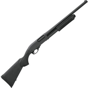 "Remington Model 870 Express Pump Shotgun 12 Gauge 18"" Barrel 3"" Chamber Black Synthetic"