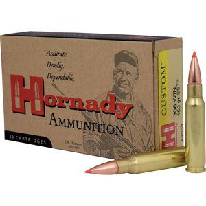 Hornady .308 Winchester Ammunition 20 Rounds SST 150 Grains 8093