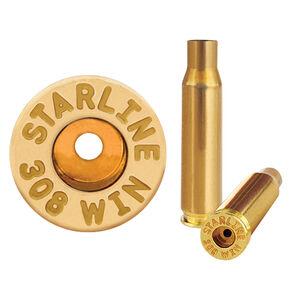 Starline .308 Winchester Unprimed Rifle Brass Cases 50 Count 308EINEUP-50