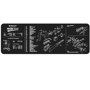 TekMat Ruger 10/22 Gun Cleaning Mat Neoprene