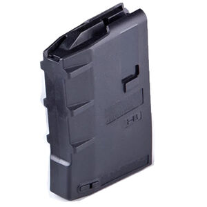 HERA USA H1 AR-15 Magazine 5.56 NATO 10 Rounds Polymer Construction Black Finish