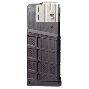 Lancer L7 Advanced Warfighter Magazine .308 Win/7.62 NATO 25 Rounds Polymer Opaque Black