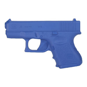Rings Manufacturing BLUEGUNS GLOCK 26/27/33 Weighted Handgun Replica Training Aid Blue