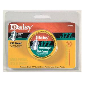 Daisy Pointed Pellet .177 250 Count 6 Pack Case
