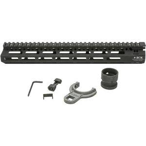 "Bravo Company USA MCMR AR-15 13"" Free Float M-LOK Handguard Aluminum Black"