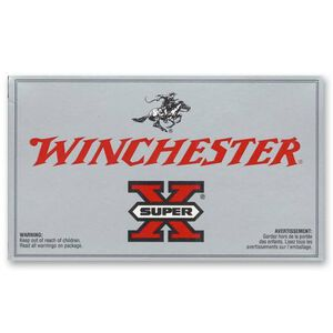 Winchester Super-X .38-55 Winchester Ammunition 20 Rounds 255 Grain Power Point Soft Point Flat Nose 1320fps