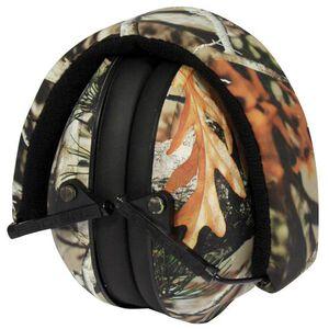 Radians Lowset Folding Earmuffs Camouflage LS4UCS