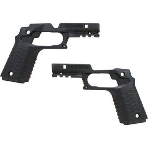 Recover Tactical 1911 CC3H Grip and Rail System Polymer Black