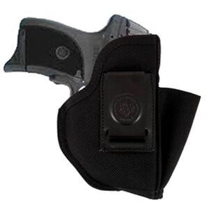DeSantis Pro Stealth IWB Holster For GLOCK/Beretta/S&W Sub Compact 9/40 Ambidextrous Nylon Black N87BJU4Z0