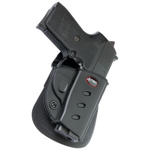 Fobus Evolution Paddle Holster SIG P239 Right Hand Polymer Black SG23940