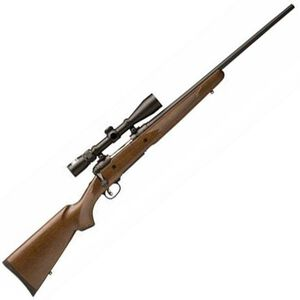 "Savage 10 Trophy Hunter XP Bolt Action Rifle .243 Win 22"" Barrel 4 Rounds Wood Stock Black Finish 3-9x40 Scope 19716"