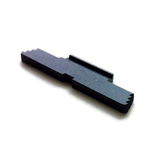 DELTAC Extended Slide Lock Lever For GLOCK Universal Steel Black GLC101