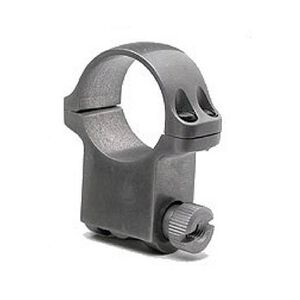 "Ruger 1"" Scope Ring 6KTG Extra High Hawkeye Target Gray Stainless 90296"