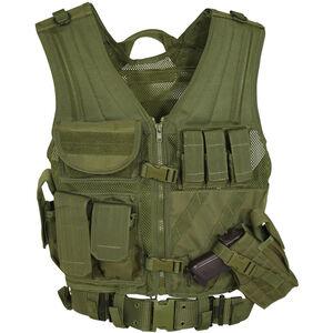 Voodoo MSP 06 Entry Assault Vest Medium OD Green 20-8112004335