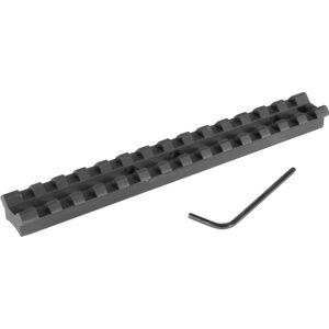 EGW Benelli Super Nova Pump Shotgun Picatinny Rail Scope Mount Aluminum Matte Black