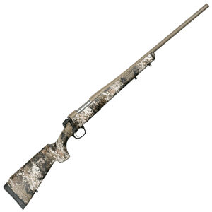 "CVA Cascade .308 Winchester Bolt Action Rifle 22"" Threaded Barrel 4 Rounds Synthetic Stock Veil Wideland Camouflage"