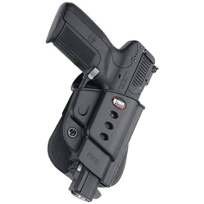 Fobus Evolution Paddle Holster FN Five-SeveN Right Hand Polymer Black FNH