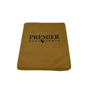 """Premier Body Armor Backpack Insert 10""""x12"""" Full Size Level IIIA Tan BPP-9002"""