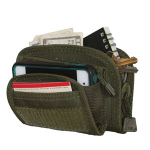 Fox Outdoor Tactical Belt-Utility Pouch Olive Drab 56-290