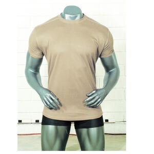 Voodoo Tactical Tee Shirt Polyester Microfiber XXL Sand 20-996525097