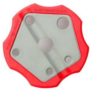 Real Avid Smart Bench Block Polymer Gray/Red