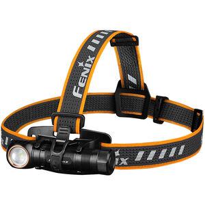 Fenix HM61R Multipurpose LED Headlamp 1200 Lumen Rechargeable 18650 Battery Aluminum Black