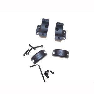 "DNZ Products Browning X-Bolt 2 Piece 1"" Medium Mount Black"