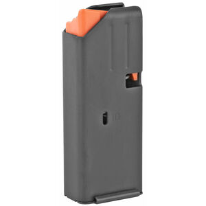 DURAMAG AR-15 9mm Luger Colt SMG Pattern Magazine 10 Rounds Stainless Steel Black