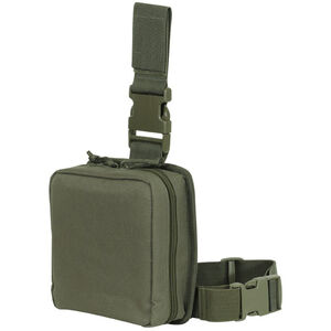 VooDoo Drop Leg First Aid Pouch Olive Drab