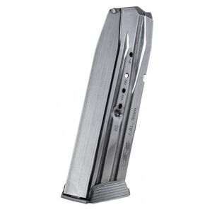 Walther Creed 10 Round Magazine 9mm Luger Steel Body Polymer Floor Plate Matte Black