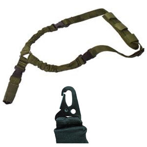 American Tactical Imports RUKX Gear Single Point Bungee Sling Green