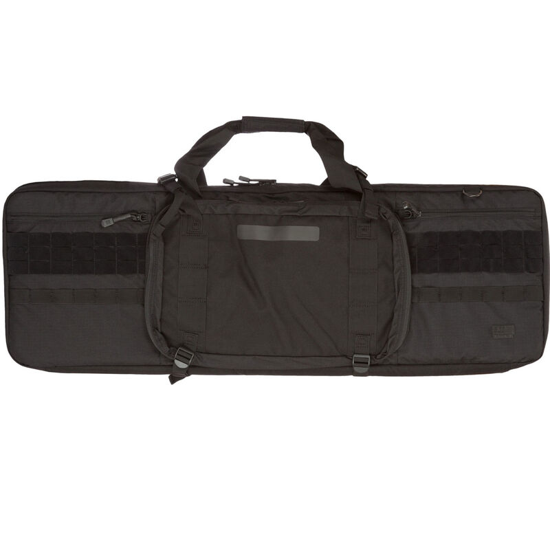 """5.11 Tactical VTAC MKII Double Rifle Case 36"""" Padded Interior Black 562210191"""