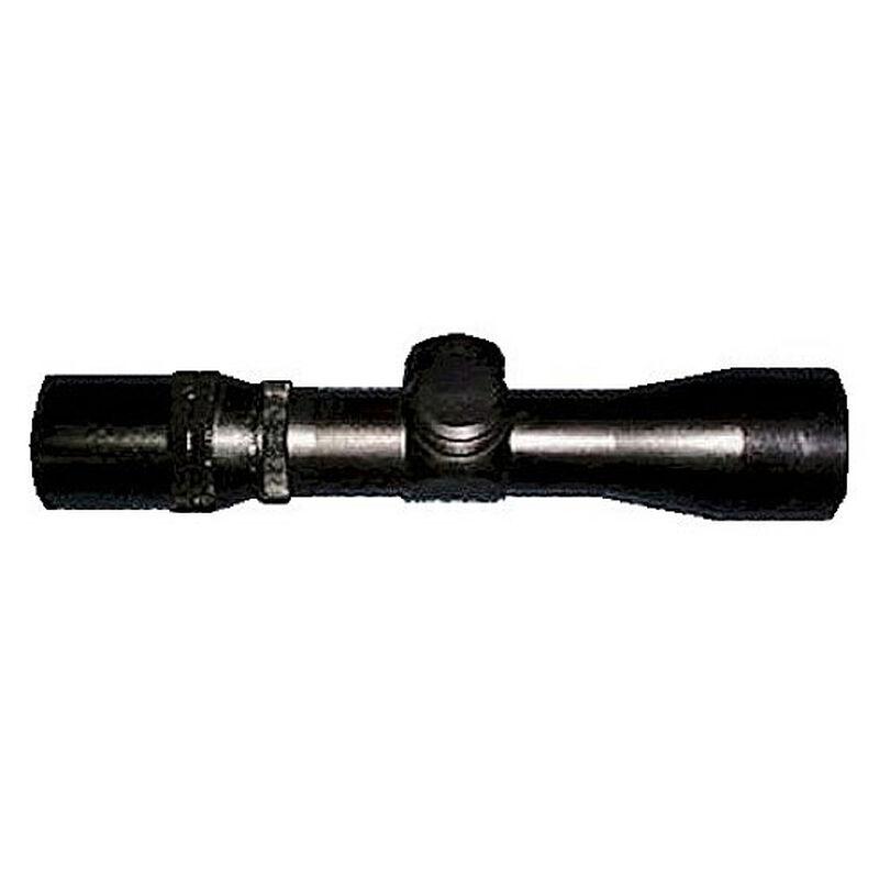 "Hi-Point 4x28mm Riflescope Duplex Reticle 1"" Tube Black"