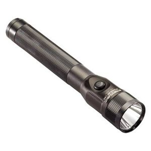 Streamlight Stinger DS LED Rechargeable Flashlight, Dual Switch Technology, Charger