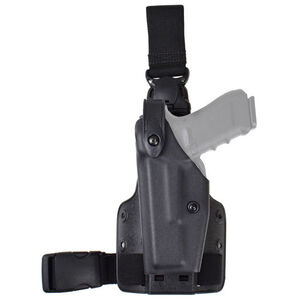 Safariland 6005 SLS Tactical Holster Fit GLOCK 19/23 with ITI M3 Left Hand Quick Release Hardshell STX Tactical Black